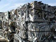 Aluminum scrap (6063, 6061 extrusions) and UBC cans