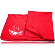 Wholesale Promotion Spun Polyester Double Pocket Apron