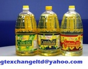 Vegetable oil ( Edible and non edible of all types)