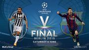 Champions League Final 2015 Tickets Berlin 2015 - Juventus vs FC Barce