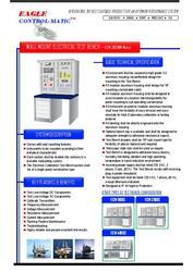 Eagle Control-Matic - ECM 3100WM Electrical Test Bench