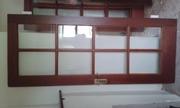 10 Hardwood Internal Doors & Fireplace