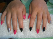 Gel nail extentions/shellac / manicure&pedicure