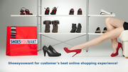 Shoesyouwant for customer's best online shopping experience!