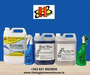 Get Prompt Delivery Of The Best Cleaning Supplies In Ireland