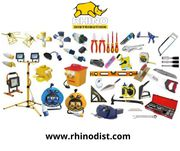 Get The Best Tools Online In Ireland From Rhino Distribution